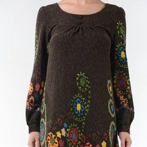 Anthorpologie Aryeh Sweater Dress Tunic